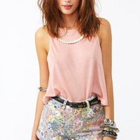 Full Bloom Shorts in  What's New at Nasty Gal