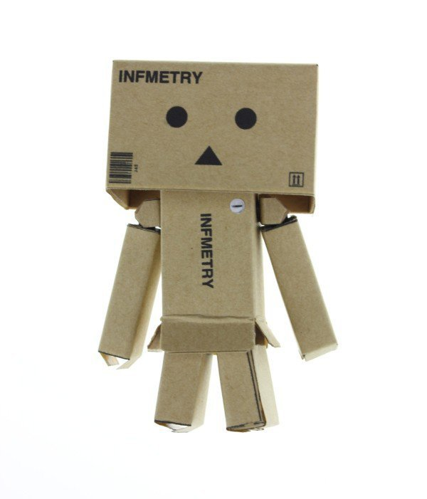 Handmade Danboard Action Figure
