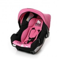 Hello Kitty BeOne Baby Car Seat Group 0 + 0 13 kg hello kitty pink - Collection 2014 on Prams.net.