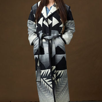 Native American Coat, Nike N7 Long Coat, Pendleton® Coat