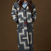 Reversible Long Coat , San Miguel, Pendleton® Coat