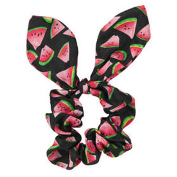 Watermelon Scrunchie - Multi