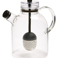 Menu Glass Kettle Teapot