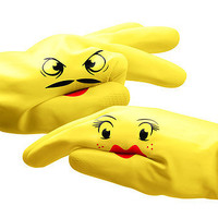 DishPlay Wash Gloves at the Bibelot Shops