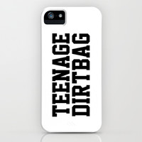 Teenage Dirtbag iPhone & iPod Case by LookHUMAN