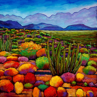 Organ Pipe by Johnathan Harris: Giclee Print | Artful Home