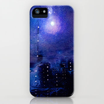 City of lights iPhone & iPod Case by Viviana Gonzalez | Society6