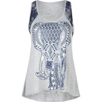 DESTINED Elephant Womens Tank 199875130 | tanks | Tillys.com