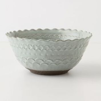 Piecrust Bowl - Anthropologie.com