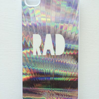 Rad Hologram Case