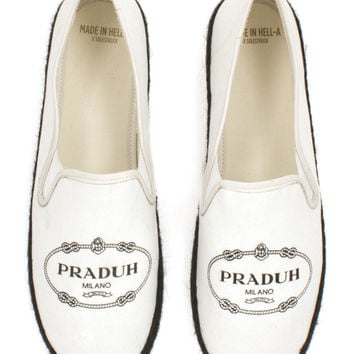 PRADUH WOMENS SHOE