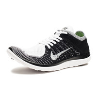 NIKE FREE 4.0 FLYKNIT - WHITE | Undefeated