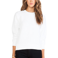 Surface to Air Stelly Sweater in White