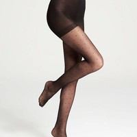 Sheer Dot Tights