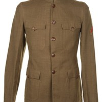 US Army WW1 1918 Olive Green Uniform Jacket | Jackets & Coats | Rokit Vintage Clothing