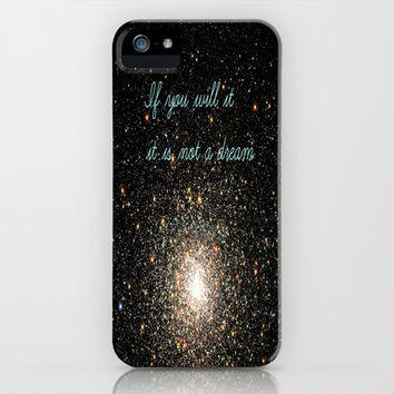 If You Will It iPhone & iPod Case by Hoshizorawomiageteiru | Society6