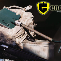 NEW! Crovel Folding Shovel- E tool
