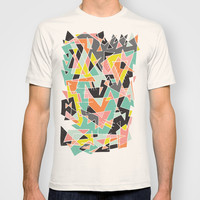 ABSTRACT 3 T-shirt by Matthew Taylor Wilson