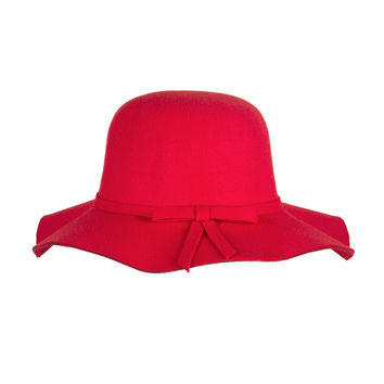 Flippin' Floppy Hat - Red