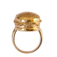 The Burger Ring | Goldie Rox | Wolf & Badger