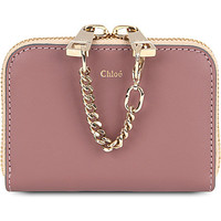 CHLOE - Baylee mini zip-around wallet | Selfridges.com