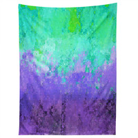 Ingrid Padilla Candy Purple Tapestry