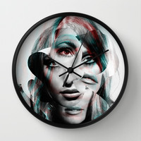 Sharon Mix 8 Wall Clock by Marko Köppe