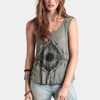 Days Of Summer Graphic Tank