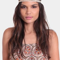 In Motion Beaded Headband