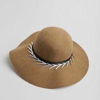 Spiked Hat Band By St. Eve