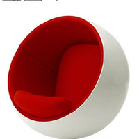 Eero Aarnio: Modern Design Space Age Ball Chair | NOVA68 Modern Design