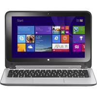 "HP - Pavilion x360 2-in-1 11.6"" Touch-Screen Laptop - Intel Pentium - 4GB Memory - 500GB Hard Drive - Smoke Silver"