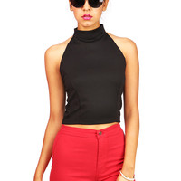 Harpy Halter Crop Top | Halter Tops at Pink Ice