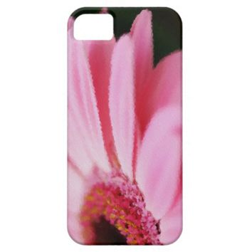 Pretty Pink Daisy iPhone 5/5S Cases