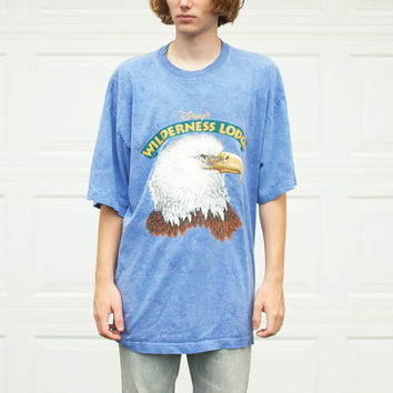 Vintage Disney Wilderness Lodge Eagle Tee