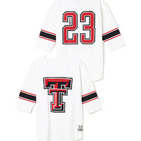Texas Tech Throwback Jersey - PINK - Victoria's Secret