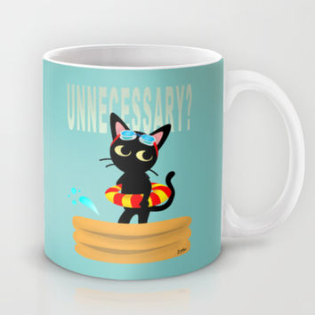 In the Pool Mug by BATKEI
