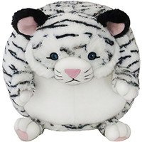 Squishable White Tiger: An Adorable Fuzzy Plush to Snurfle and Squeeze!