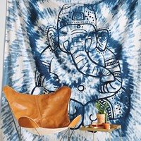 Magical Thinking Overdyed Ganesha Tapestry - Urban Outfitters