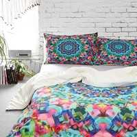 Lisa Argyropoulos for DENY Inspire Oceana Duvet Cover - Urban Outfitters