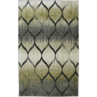 In The Garden Rug - Pewter
