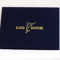 mariners log book hardcover boat log  - Other Accessories &amp; Gear