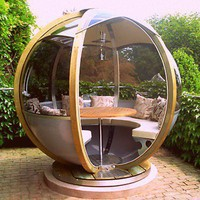 Farmer&#x27;s Cottage Rotating Sphere Seater