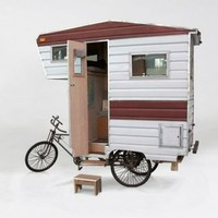The Camper Bike - ** Happiness Is...**