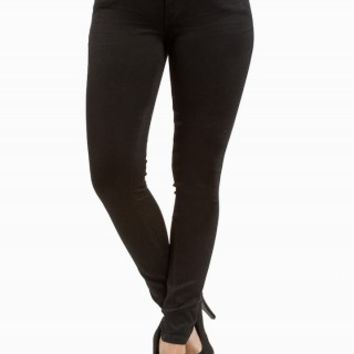 HARLOW ULTRA JEGGING BLACK JEANS