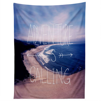 Leah Flores Adventure Is Calling Tapestry