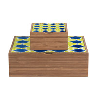 Social Proper Spanish Tiles Jewelry Box