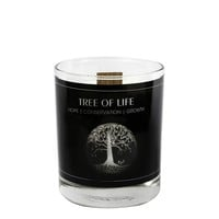 Tree Of Life Votive Candle, 2.1 Oz