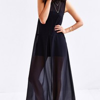 Keepsake Unsung Chiffon Maxi Dress - Urban Outfitters