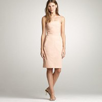 Cotton taffeta Ashley dress - J.Crew